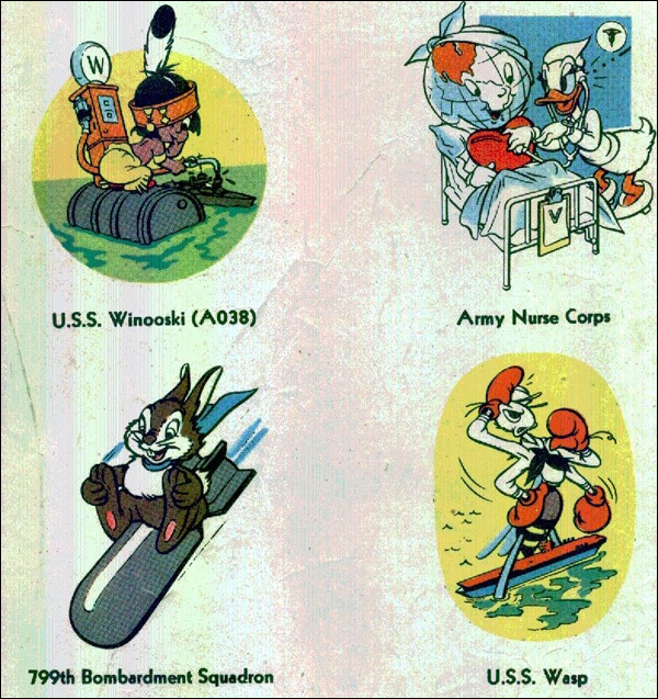 disney and world war ii ohmynews international